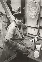 Firmengründer Dieter Grell (1964)