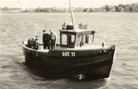 Teak Total - Das Fischereifahrzeug
