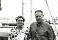 Ilse und Dieter Grell (Foto von 1995)