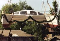 Komplettausbau 16m-Katamaran (1996)